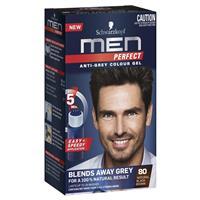 Men Perfect 80 Natural Black Brown