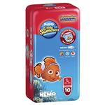 Huggies 10 Swimmer Large
