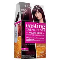 L'Oreal Casting Creme Gloss 360 Black Cherry