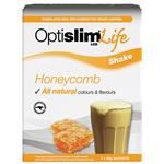 OptiSlim Life Shake Honeycomb 50g x 7
