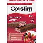 OptiSlim VLCD Bar Choc Berry Crunch 5