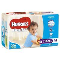 Huggies BP 36 Toddler Boy