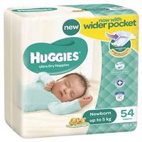 Huggies BP 54 Newborn