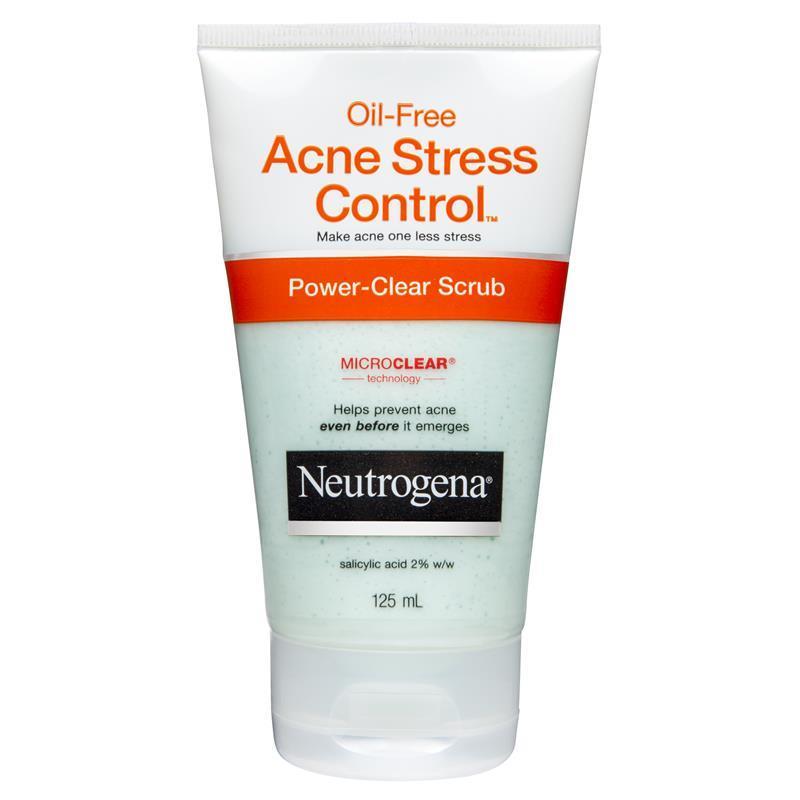 Neutrogena acne control