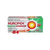 Nurofen Zavance 40 Liquid Capsules