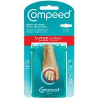 Compeed Blister Toes - 8 Plasters