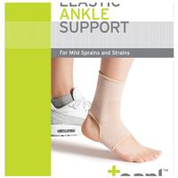Oapl 12013 Ankle Support Elastic Figure 8 Large