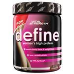 VitalStrength Define Women's high protein 500g Chocolate