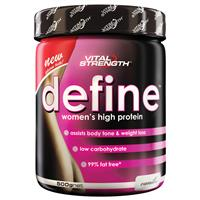 VitalStrength Define Women's High Protein Vanilla 500g