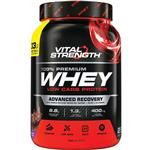 VitalStrength Launch Whey Protein 1kg Chocolate