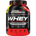 VitalStrength Launch Whey Protein 2kg Chocolate