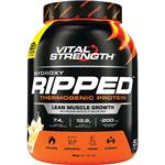 VitalStrength Hydroxy Ripped Workout Protein Powder 2Kg Vanilla