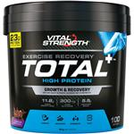 VitalStrength Total Plus Protein Powder 3Kg Chocolate