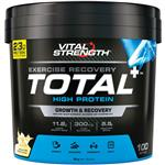 VitalStrength Total Plus Protein Powder 3Kg Vanilla