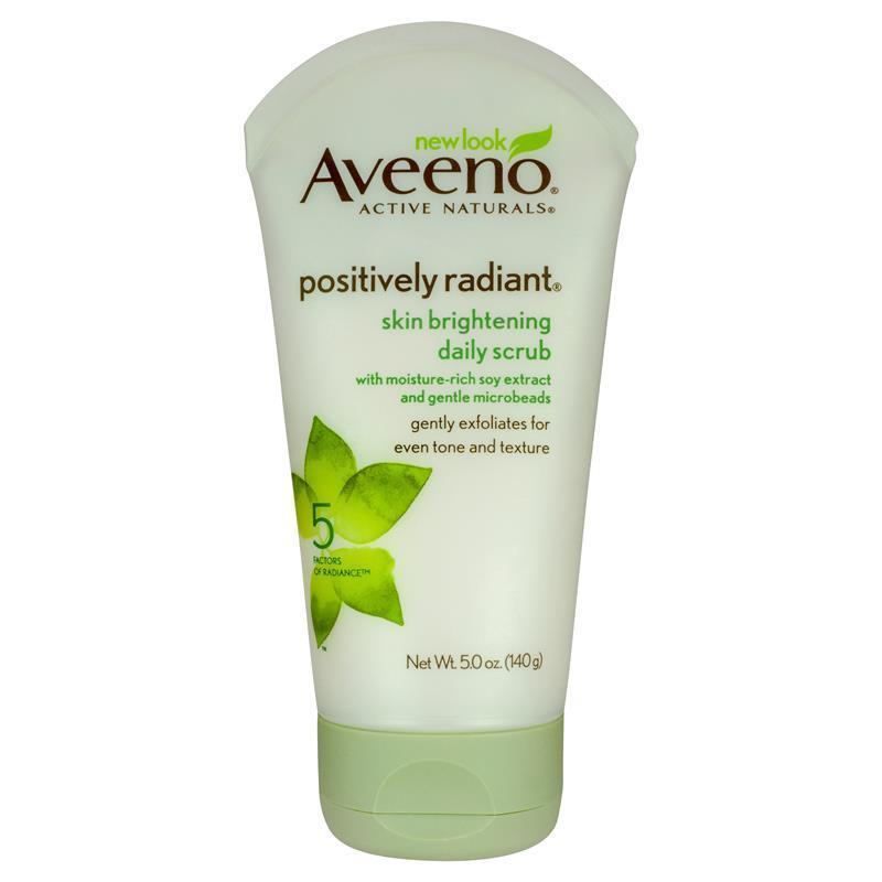 Aveeno daily scrub