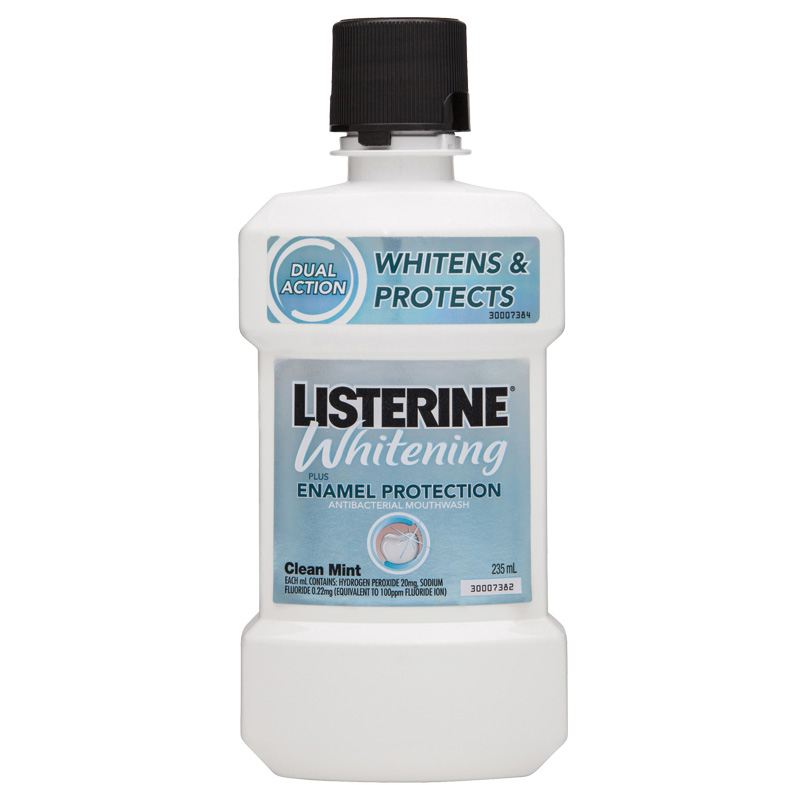 Listerine Whitening Mouth Wash 61