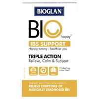 Bioglan IBx IBS + Indigestion 50 Tablets