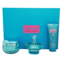 Britney Spears Curious 100ml 3 Piece Gift Set