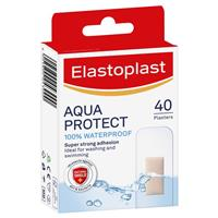Elastoplast 11471 Aqua Protect Water Proof Strip 40