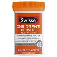 Swisse Children's Ultivite 60 Tablets
