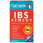 Carusos Natural Health Quick Cleanse IBS Remedy 60 Capsules