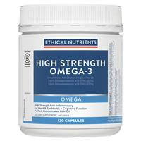 Ethical Nutrients OMEGAZORB High Strength Omega-3 120 Capsules
