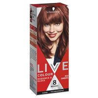 Schwarzkopf Live Colour Red Embers