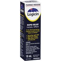 Logicin Nasal Spray 18mL
