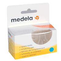 Medela Spare Teats Slow Flow 2 Pack
