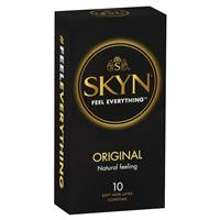 Ansell Lifestyles Condoms Skyn 10 Pack
