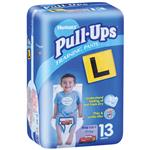Huggies 13 Pull Ups 4 Boy 2616