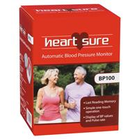 Heart Sure Automatic Blood Pressure Monitor BP100
