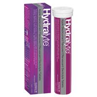 Hydralyte Electrolyte Effervescent AppleBlackcurrent 20 Tablets