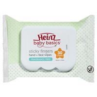 Heinz Baby Basics Sticky Fingers Fragrance Free