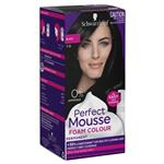 Schwarzkopf Perfect Mousse 1-0 Black