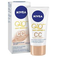 Nivea Visage Q10 CC Cream SPF 15+ 50ml
