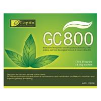 Leptin Green Coffee 800 18x5g 90g
