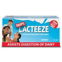 Lacteeze Drops 15.5mL