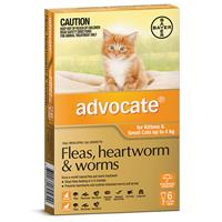 Advocate Cat 0-4KG Small 6