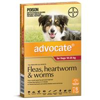 Advocate Dog Large 10-25KG 6