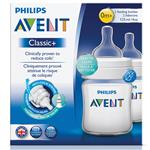 Avent Bottle PP 125ml Twin Pack