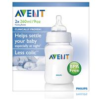 Avent Bottle PP 260Ml Twin Pack
