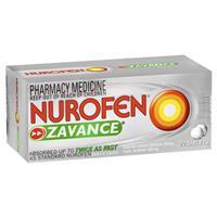 Nurofen Zavance Tablet 72