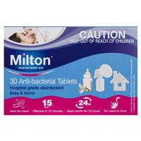 Milton Anti-Bacterial Tablets 30