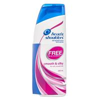 Head & Shoulders Bundle Pack Smooth & Silky 200ml