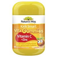 Nature's Way Kids Smart Vita Gummies Vitamin C 60 Gummies