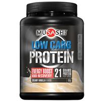 Musashi P Low Carb Protein 850g Vanilla