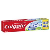 Colgate Toothpaste Triple Action 220g