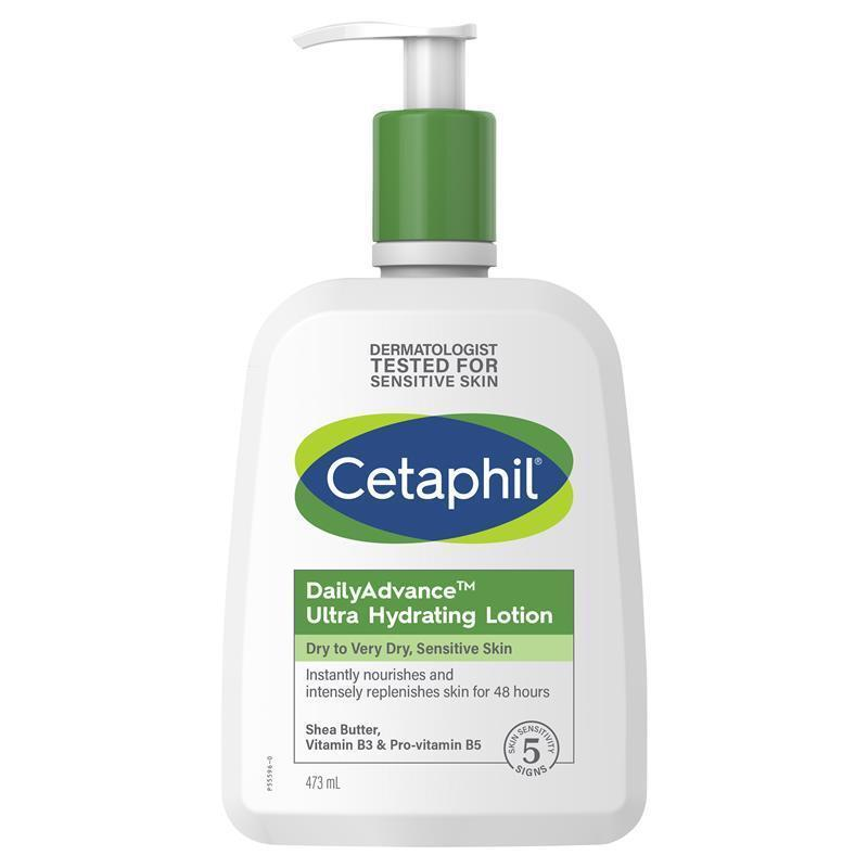 Cetaphil dailyadvance lotion