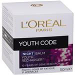 L'Oreal Dermo Youth Code Anti Wrinkle Night Cream 50ml